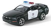 Машина KINSMART Полиция Ford Mustang GT