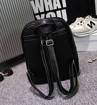 Женский рюкзак в стиле ретро, фото 3