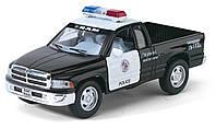 Машина металл KINSMART  Полиция Dodge Ram, фото 1