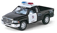 Машина металл KINSMART  Полиция Dodge Ram