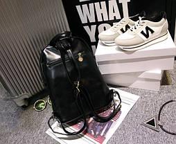 Городской рюкзак со стильной молнией!, фото 3
