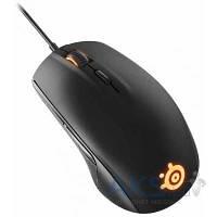 Компьютерная мышка Steelseries Rival 100 (62341) Black
