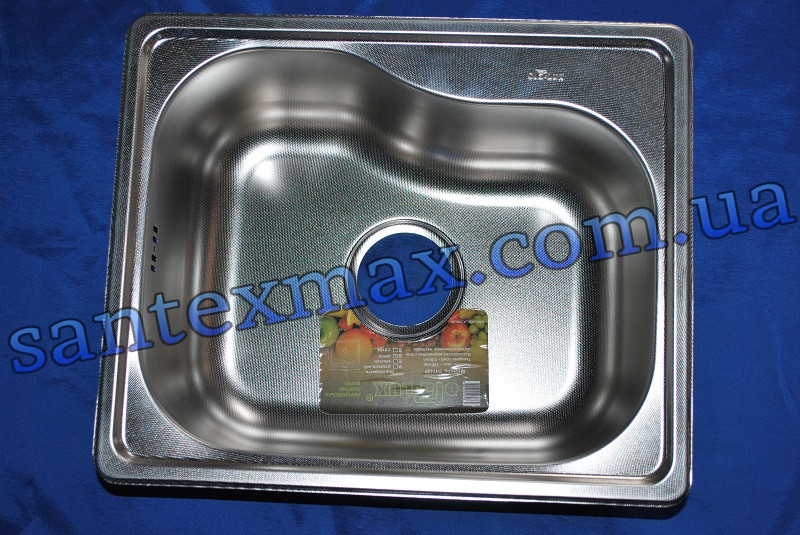 Мойка для кухни OraLux D4740P декор