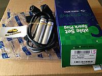 Провода зажигания Aveo 1.5 T200, T250, T300 , Lanos