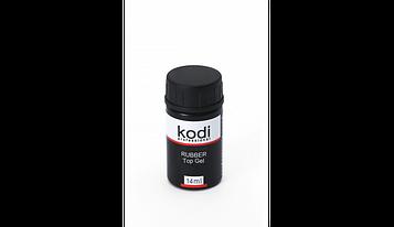 Kodi Rubber Top Каучукове верхнє покриття для гель-лаків Коді 14 ml