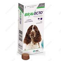 Bravecto (Бравекто) Таблетки от блох и клещей для собак весом от 10 до 20 кг (500 мг)