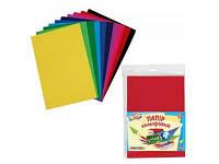 Набор цветной бумаги глянцевая 950255 1 Вересня