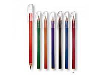 """Ручка канцелярская шарико - масляная """"Plaza Pine"""" 411048 1 Вересня, синяя"""