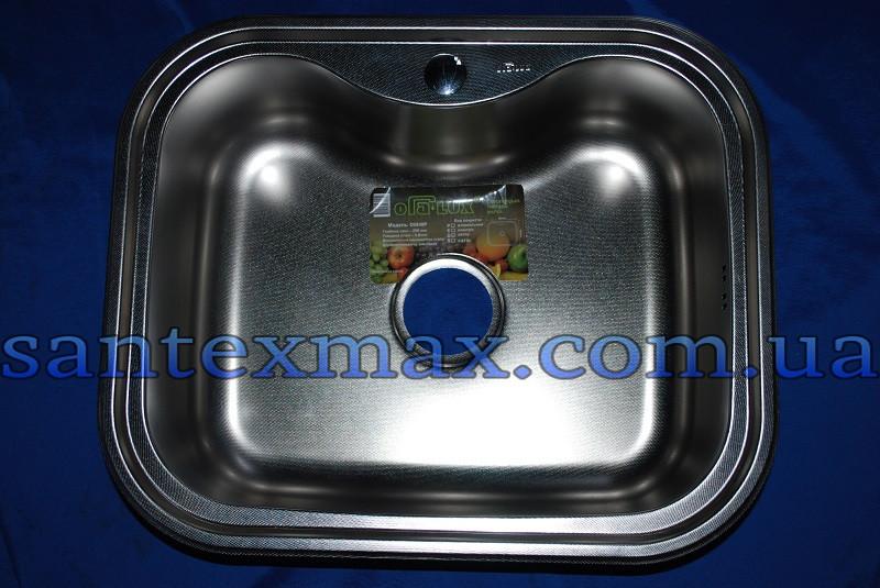 Мойка для кухни OraLux D5848P декор