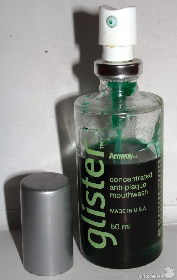 Glister концентрированная жидкость для полоскания полости рта инструкция