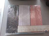 Повязки стрейчевые цветные с камешками