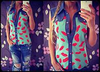 Блуза Уз-1007 , фото 1