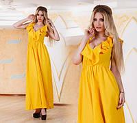 Женское длинное платье ДГд295, фото 1