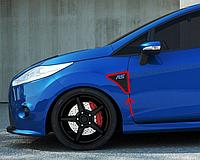 Боковые воздухозаборники Ford Fiesta MK7