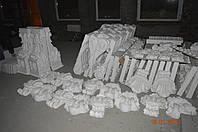 Изготовление колонн из бетона