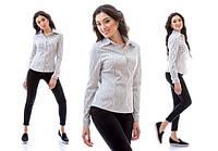 Женская классическая рубашка