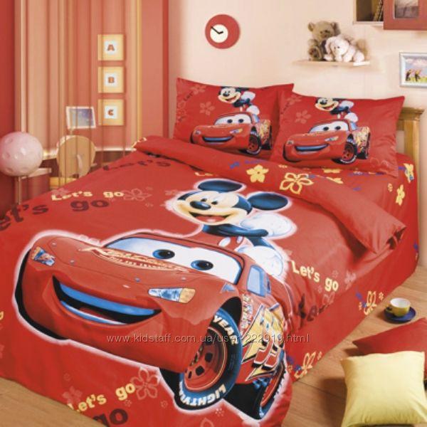"""Кпб """" Детский """" В кровать машину от 350 грн."""