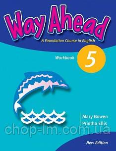 New Way Ahead 5 Workbook  (рабочая тетрадь по английскому языку, уровень 5-й)