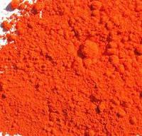 Пигмент оксид железа оранжевый 960, Украина