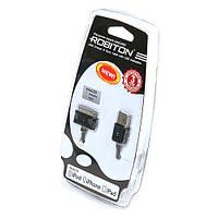 USB Кабель для  iPod, iPhone и iPad ROBITON App01