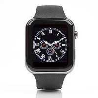 Часы Smart A9 для iOS/Android Silver (смарт часы)