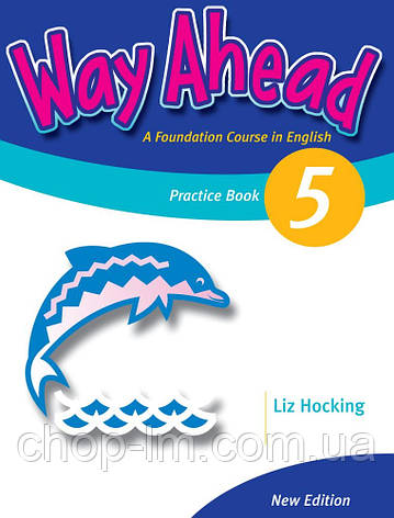 New Way Ahead 5 Grammar Practice Book  (грамматика, практика уровень 5), фото 2