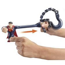 Супермен из фильма MAN OF STEEL (Человек из Стали), супергерой атакующий космический корабль, фото 3