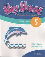 New Way Ahead 5 Teacher's Book (книга для учителя)