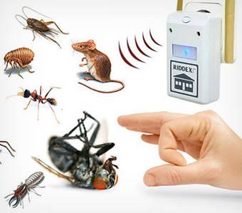 Отпугиватели ультразвуковые: от грызунов, крыс, мышей, тараканов, комаров