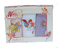 Набор полотенец Winx (Винкс) 30х50 (3 шт)