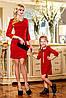 Гипюровое приталенное платье с кружевами, нарядное, 44-50 размеры