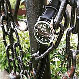 Часы кварцевые мужские Abir черные, фото 2