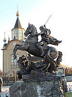 Заказать памятник из бронзы