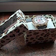 Коробочка подарочная для часов с окошком