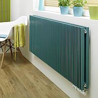 Дизайн - радиатор AFRO NEW Instal Projekt 400x1006 White, фото 1