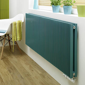 Дизайн - радиатор AFRO NEW Instal Projekt 400x624 White