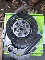 Комплект сцепления Valeo Ваз 110, 111, 112, 2170 с 2006- 1.6 16 клапанов (диск, корзина, зажимы в компл)