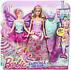 Кукла Барби Barbie Дримтопия сказочное перевоплощение