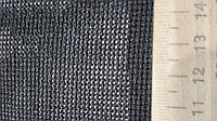 Канва цветная(черная) мелкая,размер1*1,50