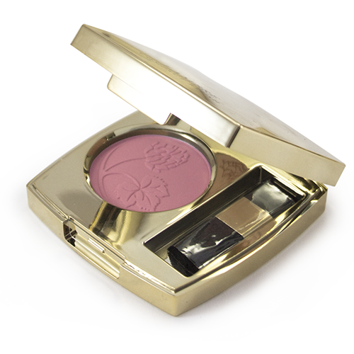 Компактные румяна COMPACT BLUSH №2 Дымчатый розовый