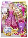 Кукла Барби Barbie Королевские косы, фото 5