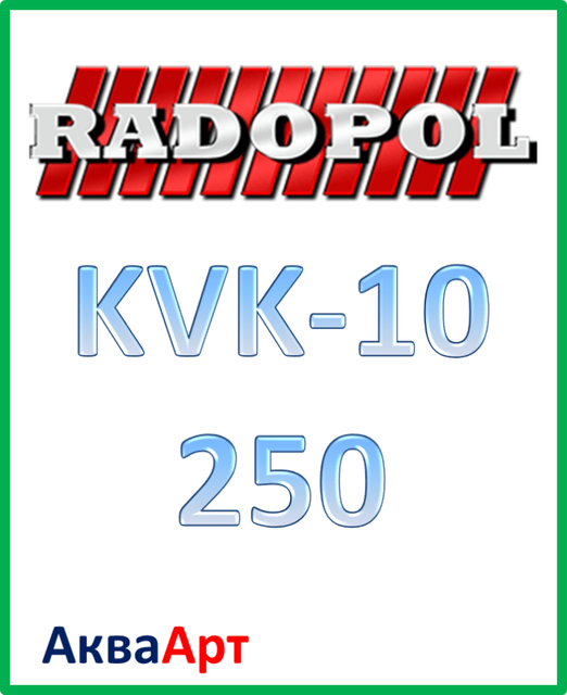 Radopol KVK 10 250