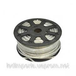 Светодиодная лента 3528-60 W 220В холодный белый, герметичная, 1м