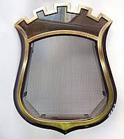 Декоративная решетка для камина Herb c короной