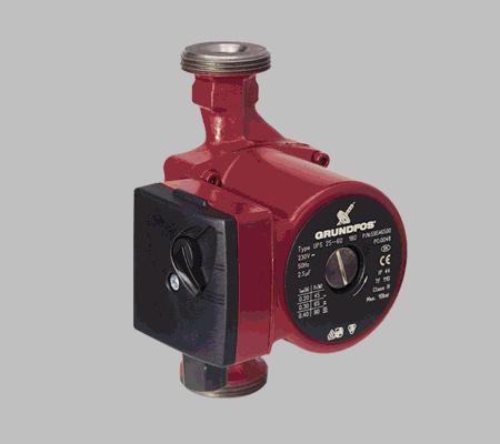 Насос циркуляционный Grundfos - UPS 15/60 - 130, фото 2