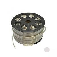 Светодиодная лента 5050-60 W 220В холодный белый IP68, герметичная, 1м