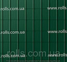 """Dachplatte 600x420мм MOOSGRÜN - Черепица алюминиевая, цвет """"Зеленый мох"""" Кровельный лист PREFA Roof tile"""