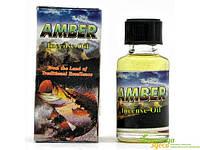 "Натуральное Ароматическое Масло ""Amber"" Янтарь 8 мл."