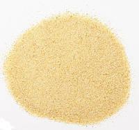 Чеснок  гранулы - от тарного места (мешок)