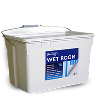 Bostik Wet Room 78 - Бостик Вет Рум - Готовый клей для обоев для влажных помещений